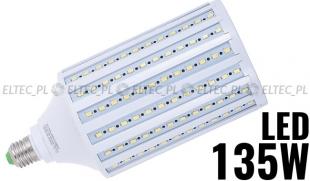 Żarówka E27 LED SMD 135W 5500K odkryta