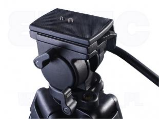 VD-2200 - Statyw do kamery 151cm + głowica olejowa