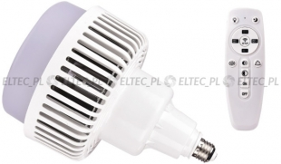 Żarówka E27 LED 150W 3200-5500K z pilotem