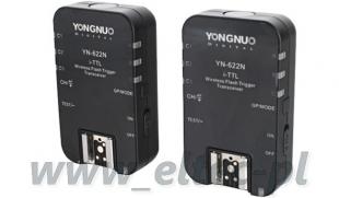 Wyzwalacz lamp Yongnuo, model YN-622N do Nikon i-TTL