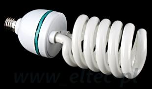 Żarówka studyjna światła stałego 65W/325W 5500K E27