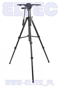 VT-7005 - Profesjonalny statyw video 188cm