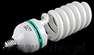 Żarówka studyjna światła stałego 85W/400W 5500K E27