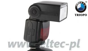 Lampa błyskowa Triopo TR-985C Canon TTL HSS