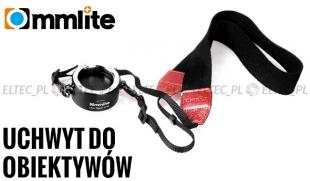 Uchwyt do dwóch obiektywów Nikon, model Q3N CM-LF-N