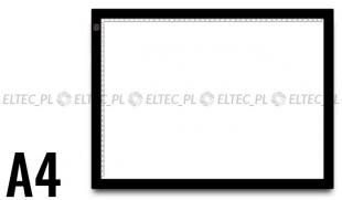 Podświetlana deska kreślarska A4 LED