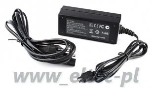 Zasilacz sieciowy do kamer Sony, zamiennik AC-L200 AC-L25