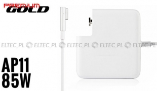 Zasilacz do laptopa APPLE MACBOOK 85W z systemem MAGSAFE1 AP11