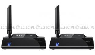 Bezprzewodowy przekaźnik AV 5,8GHz HDMI