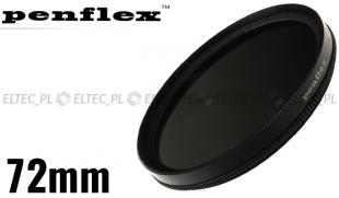 Filtr polaryzacyjny kołowy 72mm PENFLEX CPL