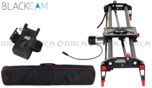 Slider kamerowy karbonowy ELEKTRYCZNY VIDEO 100cm (z łożyskami)