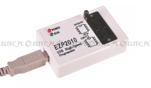 Programator pamięci szeregowych EZP2010 - EEPROM / SPI / FLASH