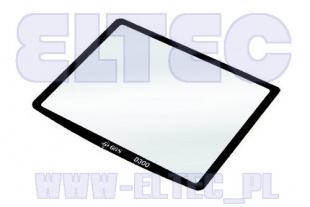 Osłona LCD szkło hartowane do CANON G9 G10 SX110 IS