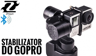 Gimbal stabilizator do GoPro Zhiyun Z1 Rider-M