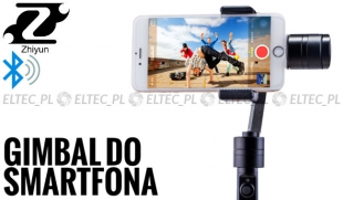 Gimbal stabilizator do telefonu Zhiyun Z1 Smooth-C