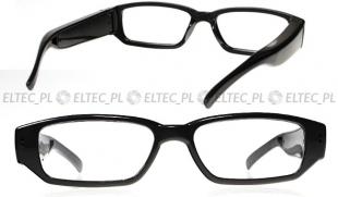 Kamera okulary szpiegowskie 720p
