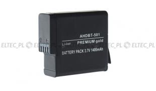 Akumulator AHDBT-501 1400mAh (GoPro Hero 5)