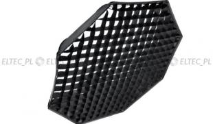 Grid do softboxa octa 120 materiałowy