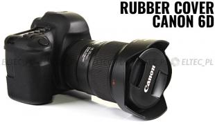 Osłona body Canon 6D