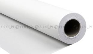 Tło kartonowe 2,72 x 10m na tulei / kolor nr 008 WHITE białe