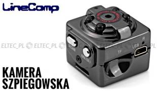 Mini kamera szpiegowska SQ8 FULL HD