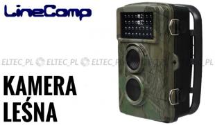 Kamera leśna, fotopułapka (LL2)
