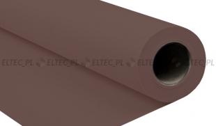Tło kartonowe 2,72 x 10m na tulei / kolor nr 004 BROWN brązowe
