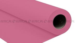 Tło kartonowe 2,72 x 10m na tulei / kolor nr 011 DARK PINK różowe 140g/m2