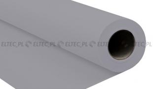 Tło kartonowe 1,35 x 10m na tulei / kolor nr 107 GRAY szare 140g/m2