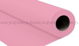 Tło kartonowe 2,72 x 10m na tulei / kolor nr 012 LIGHT PINK zielone 140g/m2