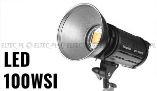 Lampa LED światła stałego 1000W mocowanie Bowens, LED-100WSI