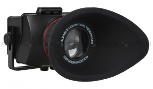Wizjer Lupa LCD 3x Viewfinder LOTU VF5 3'' (S4)