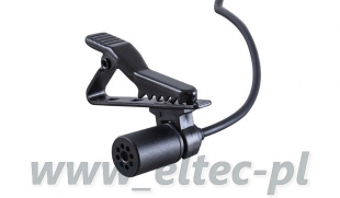Mikrofon pojemnościowy z klipsem, model BY-M1