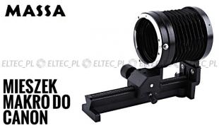 Mieszek makro do Canon, 29-135mm