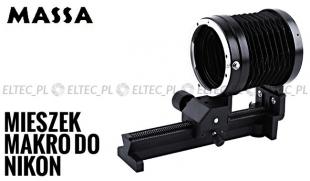 Mieszek makro do Nikon, 29-135mm