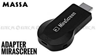 MIRASCREEN Adapter smart TV Dongle Android WIFI HDMI jak Chromecast