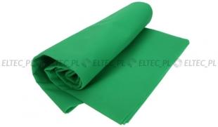 Tło materiałowe zielone 3x3m GREEN SCREEN