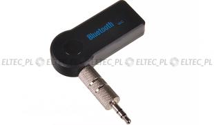 Odbiornik dźwięku Bluetooth na mini-jack
