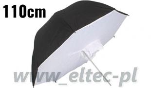 Parasolka SOFTBOX odbijająca 110cm