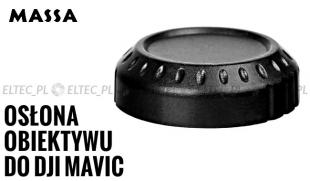 Osłona na obiektyw dekielek do Mavic (PH39)