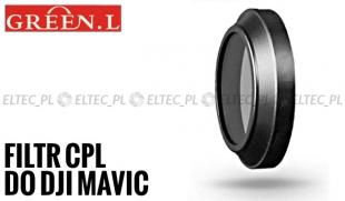 Filtr CPL polaryzacyjny do Mavic (PH43)