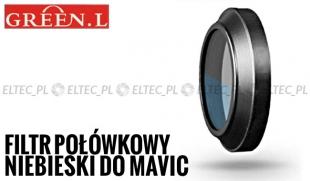 Filtr połówkowy niebieski do Mavic (PH50)