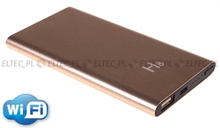 Kamera powerbank 5000mAh 1080P z wifi