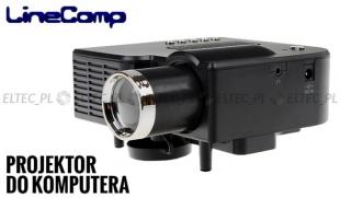 Projektor, rzutnik do komputera 320x240 UC28+