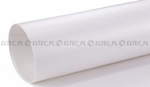 Tło fotograficzne 60x130cm PVC BIAŁE (0,6x1,3m)