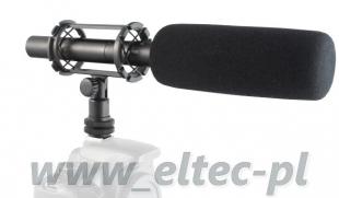 Mikrofon pojemnościowy STEREO, model BY-PVM1000