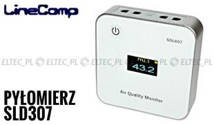 Pyłomierz SDL307 PM 2.5 / PM 10
