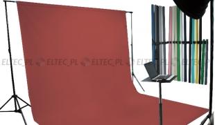 Tło kartonowe 2,72 x 11m na tulei / kolor nr. 156 RUBY fioletowe