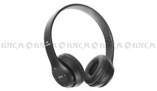Słuchawki bezprzewodowe na Bluetooth P47 z mikrofonem