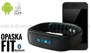 Opaska fitness, smartwatch zegarek i6
